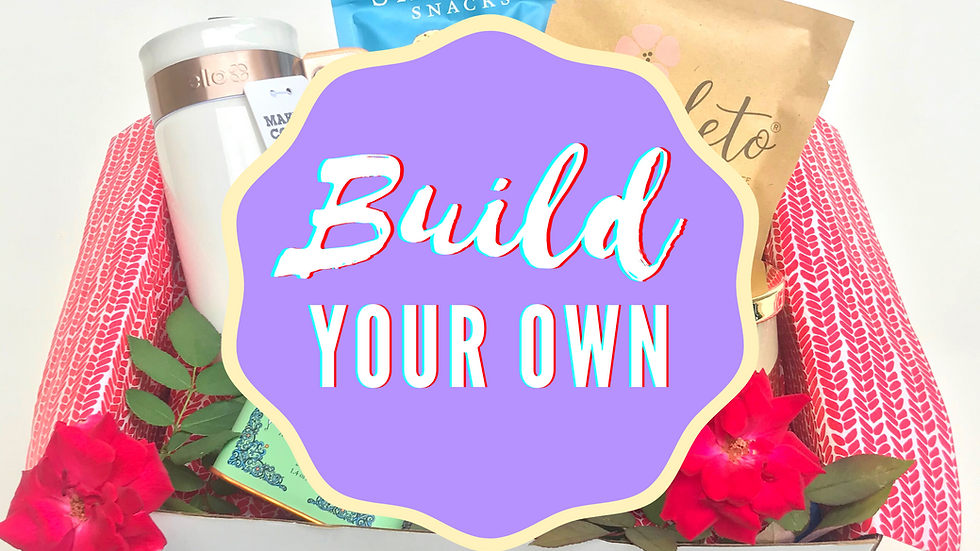 Create your own box | Crea tu propia caja