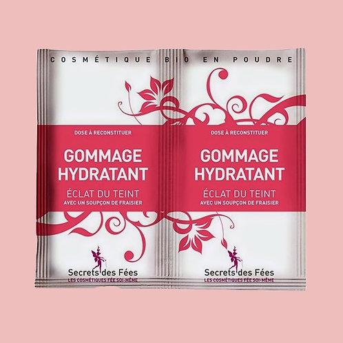 Gommage hydratant peaux sensibles BIO - Secret des fées