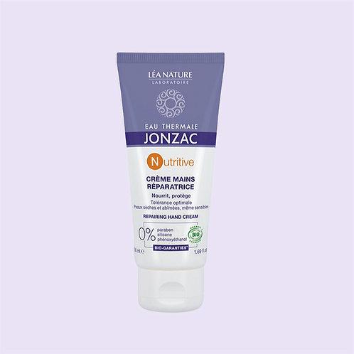 Nutritive, Crème mains effet protecteur seconde peau -  Eau Thermale Jonzac