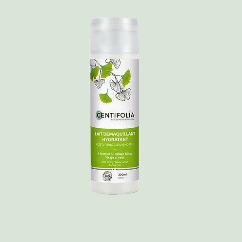 Lait démaquillant hydratant BIO - Centifolia