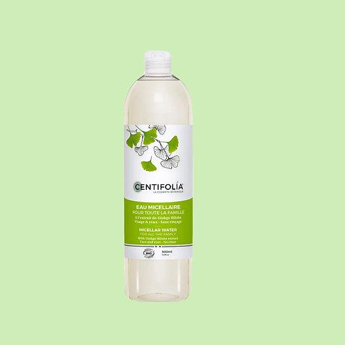 Eau micellaire hydratante BIO - Centifolia