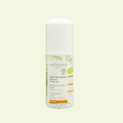 Déodorant fraîcheur thé vert-Eubiona