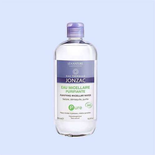 Pure, Eau micellaire peaux mixtes à grasses - Eau Thermale Jonzac