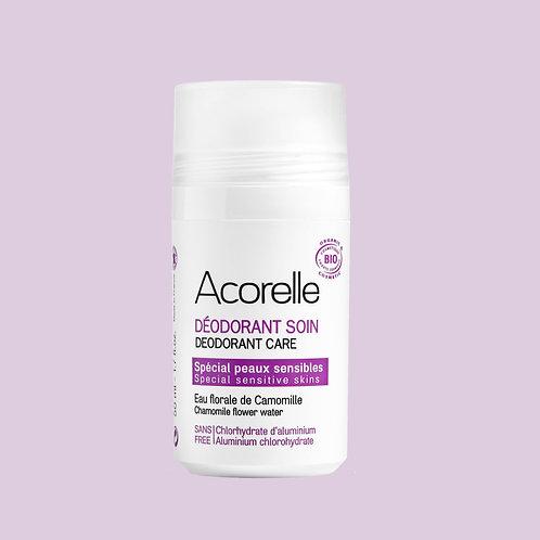 Déodorant Eau florale de Camomille peaux sensibles BIO - Acorelle