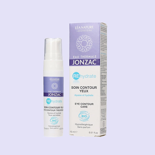 Rehydrate, contour des yeux- 15ml - Eau Thermale Jonzac