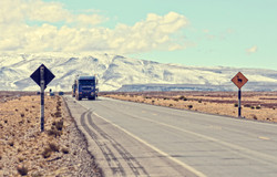 ROAD TO THE ANDES