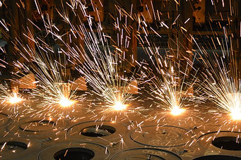 Profile cutting includes laser, plasma, flame, burning, torch, Oxyfuel cutting.