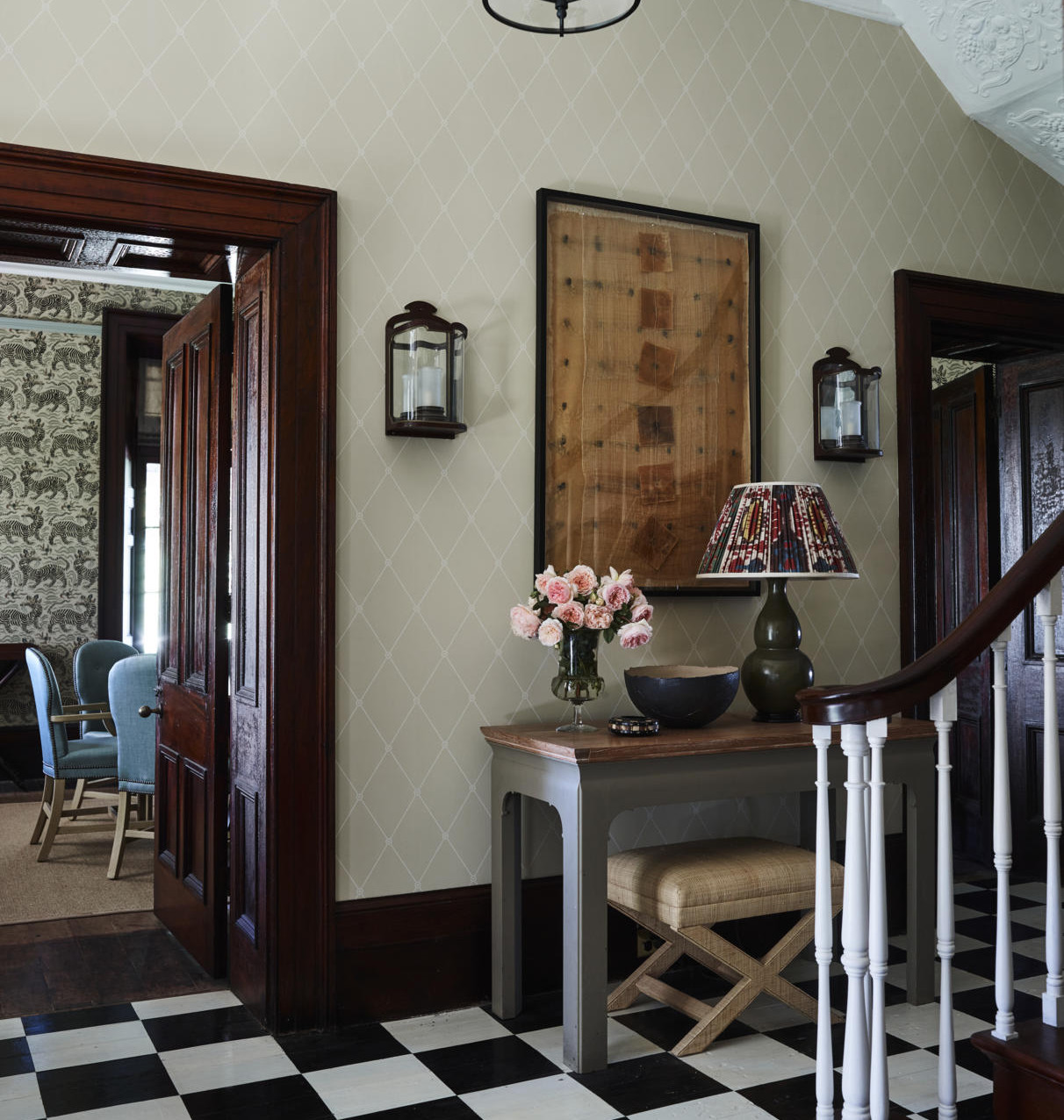 The Entrance Foyer
