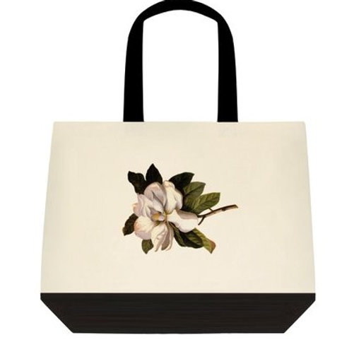Cotton Two-tone Tote