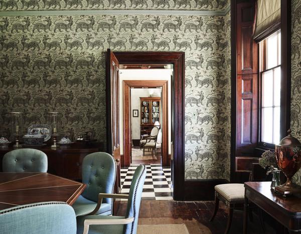 Terragong's formal Dining Room