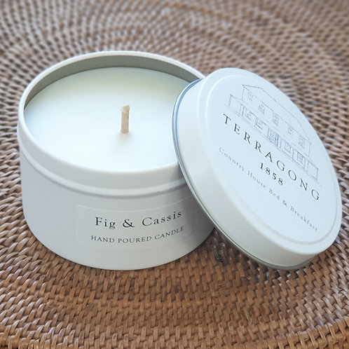 Travel Candle - Spring/Summer Scent