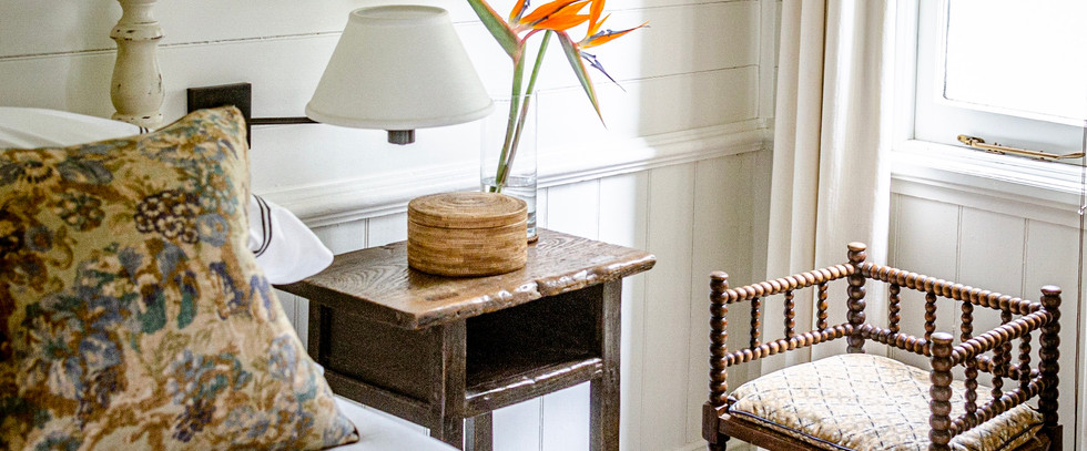 Parlour guestroom detail