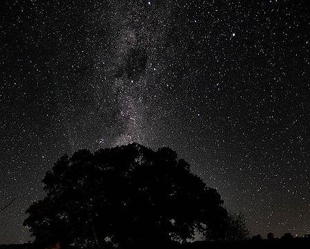 The Milky Way over Terragong Jamberoo