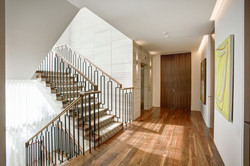 Bellevue Hill entry foyer