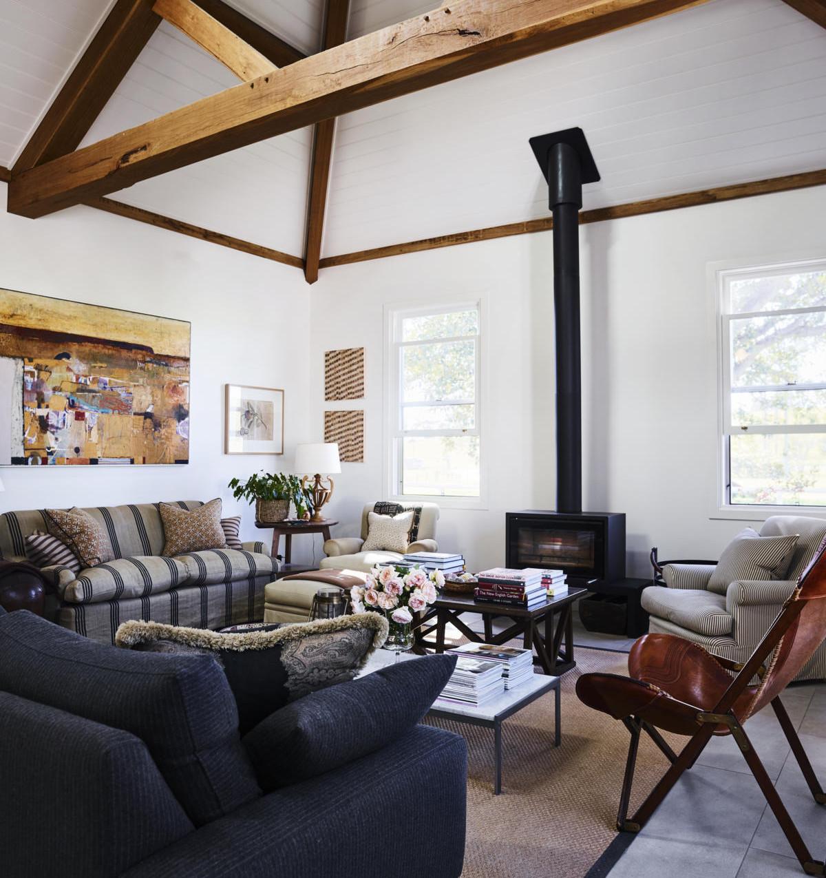 The Farmhouse Family Room
