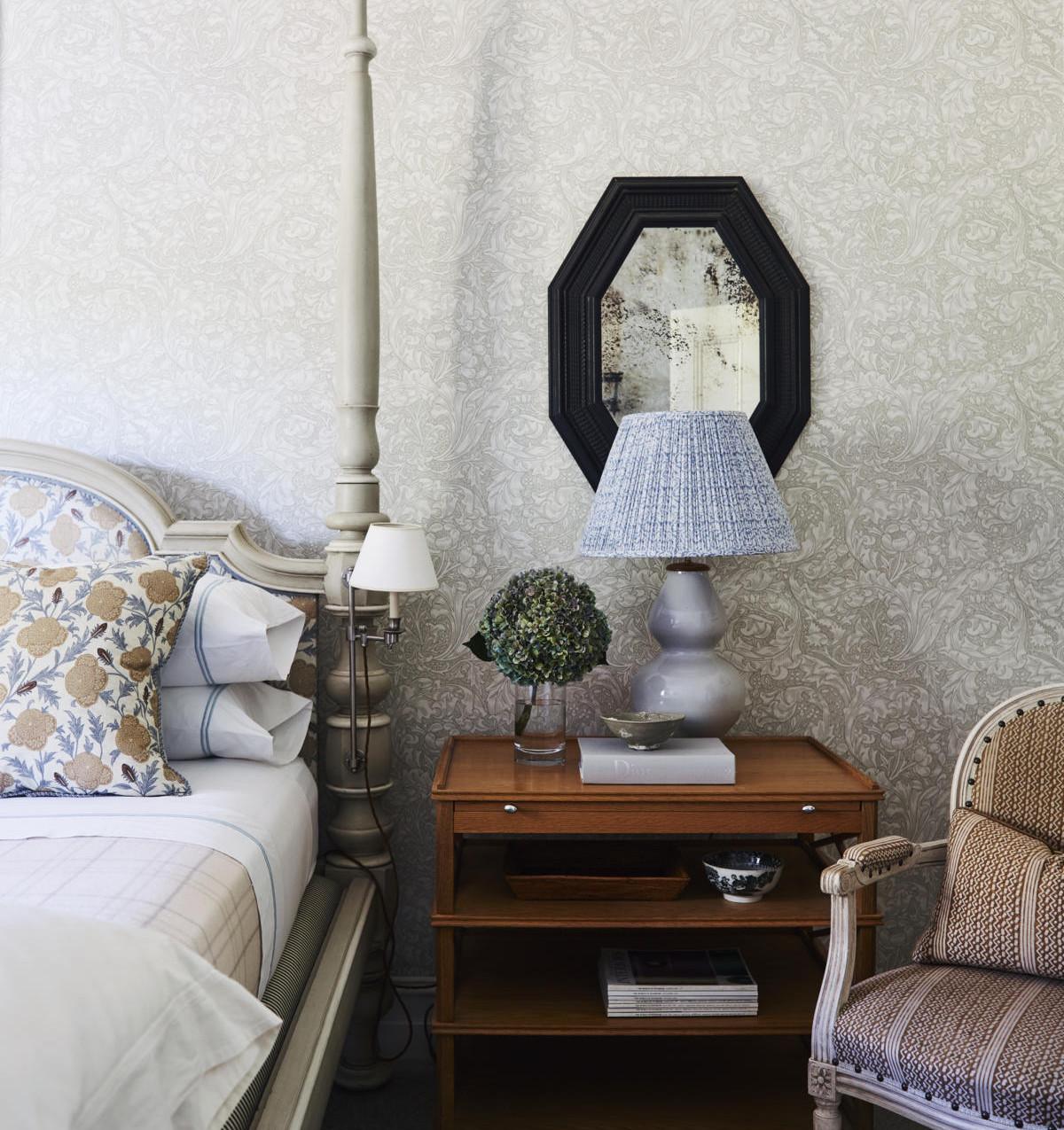 The Raj Room detail