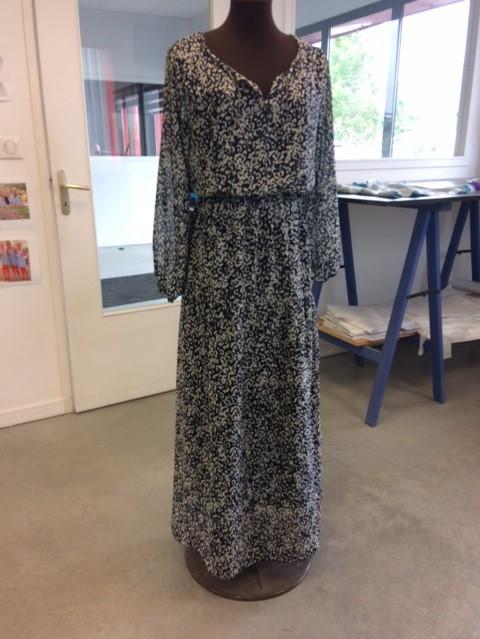 Robe longue femme 2