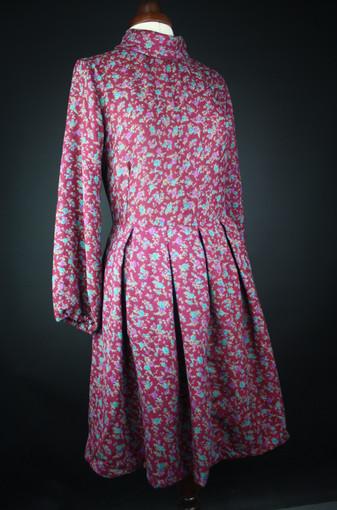 robe-fleurie-femme-angers-atelier-valeri