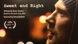 Sweet & Right, written by Owen Sheers