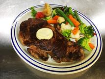 Blackened Ribeye Steak