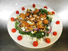 Rainbow Shrimp Salad