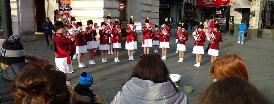 Hamleys Christmas Parade 2017