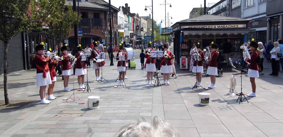 St Georges Day Celebrations in Romford 2018