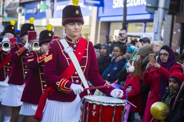 Ilford Christmas Parade!