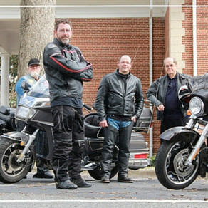 Baptist leaders' passion produces new motorcycle charity ride