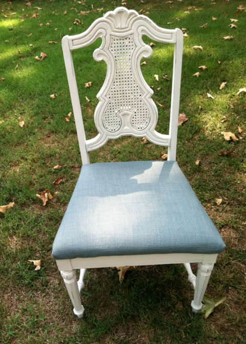 002a - Antinique chair