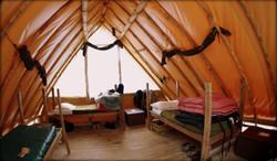 Cameron Boys Camp Living Tent