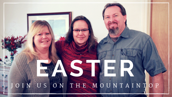 Make sure children know the real meaning of Easter. Give today to share the good news!