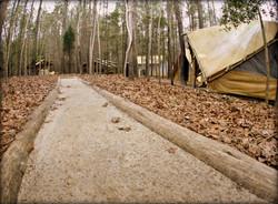 Cameron Boys Camp Trail