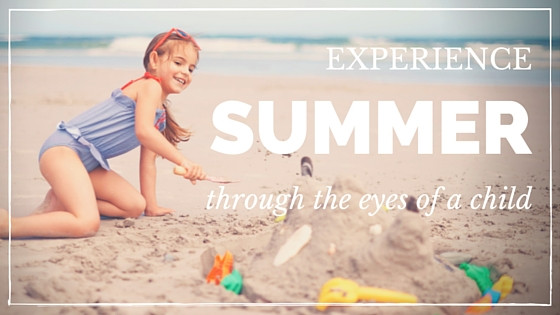 Give wonderful summer memories to children, become a summer sponsor
