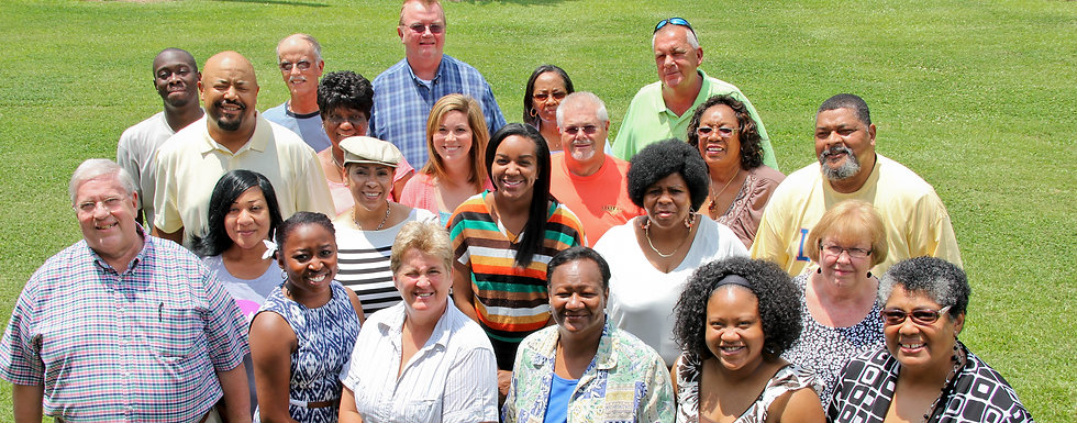 Kennedy Home staff, houseparents and administration