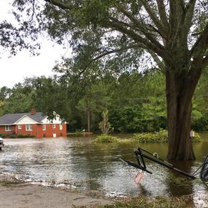 Hurricane Matthew Hits Hard (UPDATED)