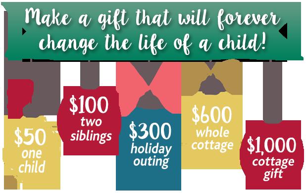 Christmas Sponsorships at Baptist Children's Homes
