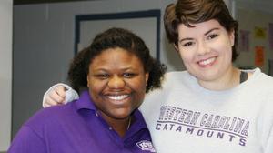 Moeisha experiences success at Western North Carolina