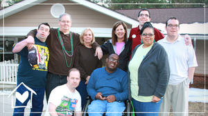 Baptist Children's Homes operated nine homes for special needs adults.