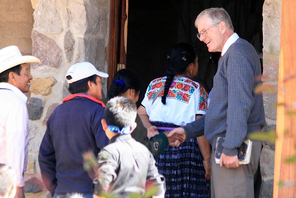 Good Shepherd's Childrens Home in Xela, Guatemala