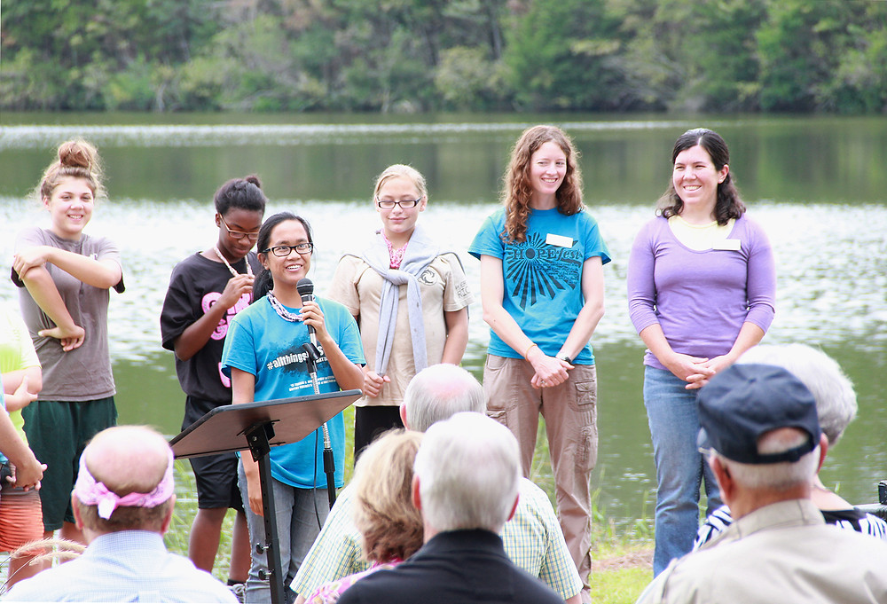 Founders Day give Guests a Glimpse Into Life at Camp Duncan in Aberdeen, NC