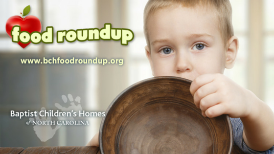 Help us provide over 700,000 meals and snacks to children across North Carolina