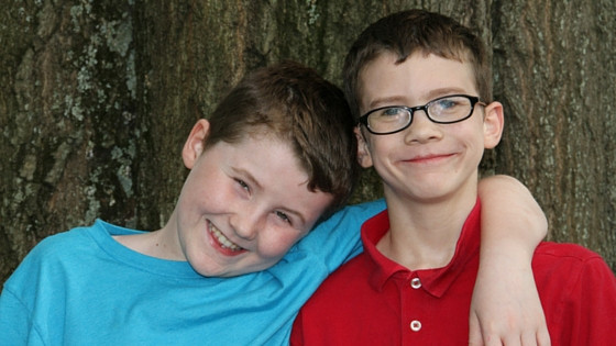 Brothers find needed comfort at Mills Home