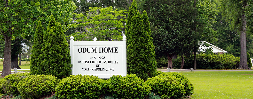 Welcome to Odum Home