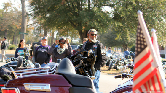 Bikers make a difference at Baptist Children's Homes