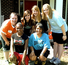 Become an Odum Home volunteer
