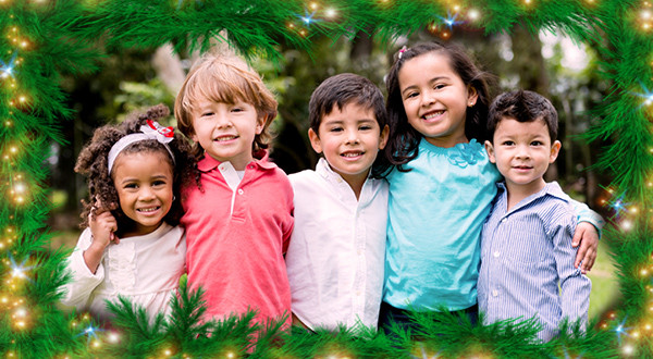Our children need friends like you for Christmas!