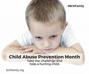 Help a Hurting Child - Give Now to Baptist Children's Homes of North Carolina