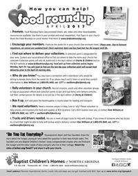 Food Roundup Leaders Guide