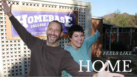Homebase for college foster youth